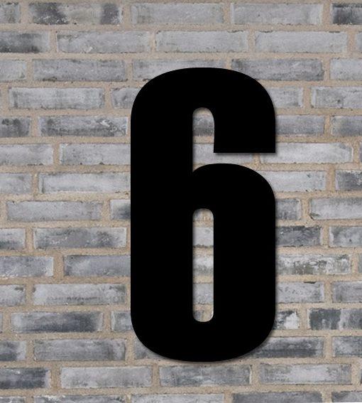 6 tal i sort