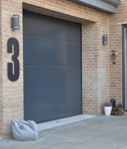 Husnummer medium