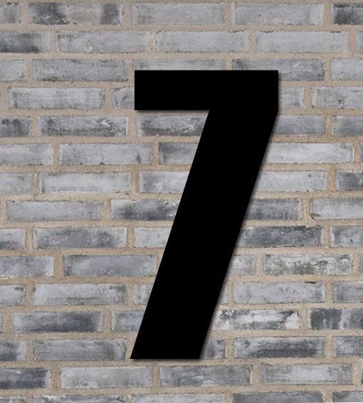 kæmpe husnummer 7