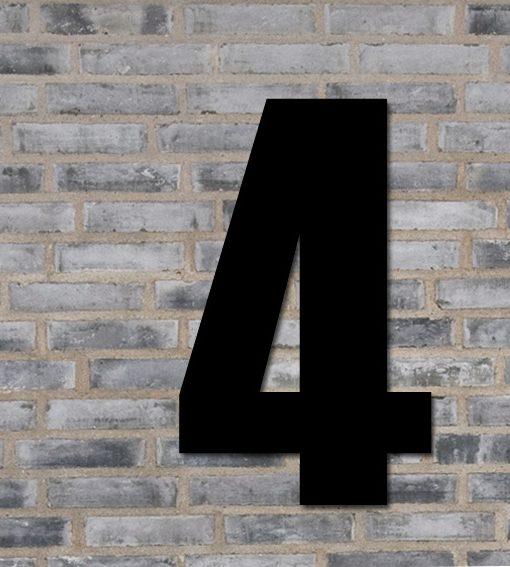 tallet 4 husnummer