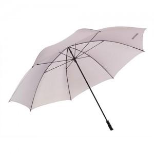 lys grå paraply