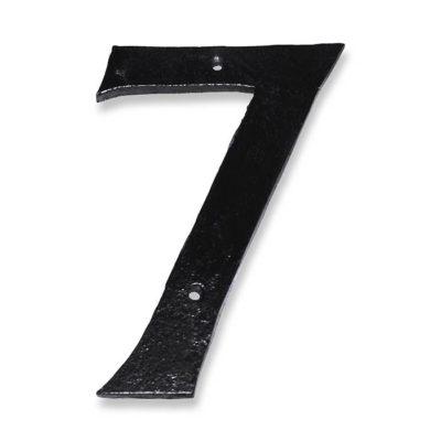 tallet 7 støbejern