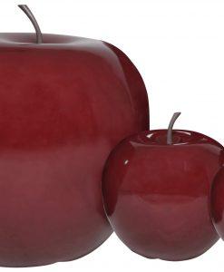 rødt æble 36 cm