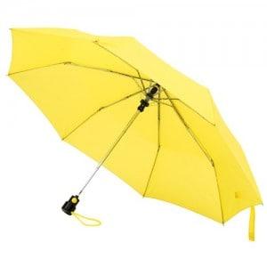 billig gul mini paraply