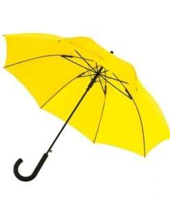 Pangfarvet paraplyer
