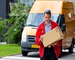 Genfremsendelse af ordre – Uafhentet pakke Post Danmark