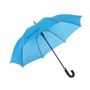 lyse blå golfparaply
