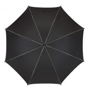 sort stok paraply