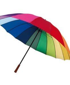 Regnbueparaply