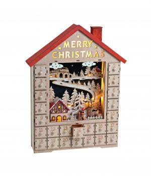 Træ julekalender