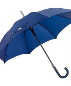 Herre paraply blå