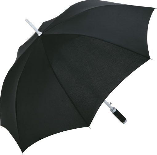 Herre paraply sort
