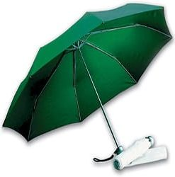 Tuborg grøn taskeparaply