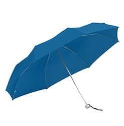 koboltblå paraply