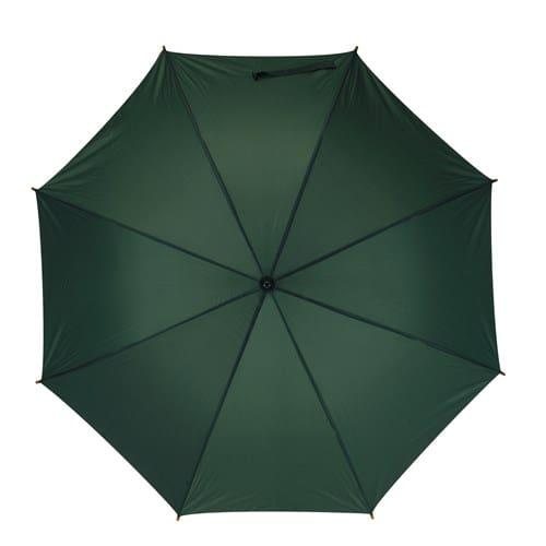 mørke grøn golf paraply