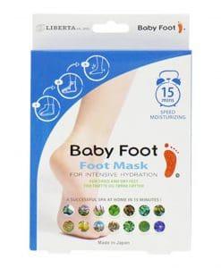 Baby foot kvik behandling