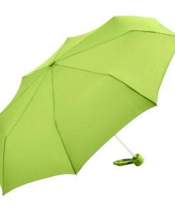 lyse grøn taskeparaply