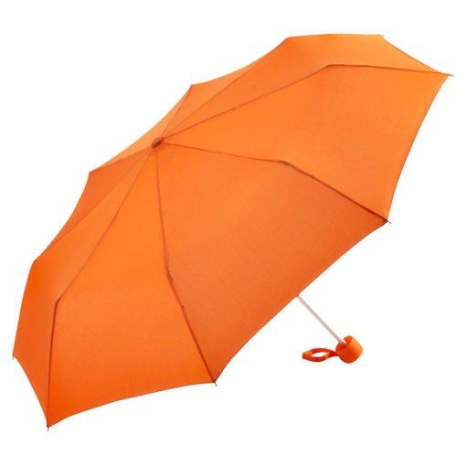 orange mini paraply